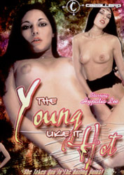 dvd cover young like it hot
