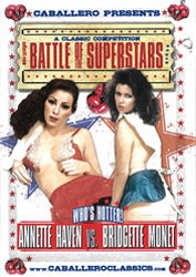 dvd cover Battle of the superstars
